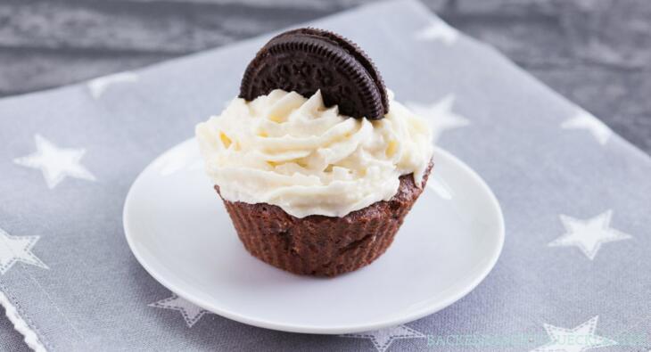 Oreo Cupcakes Rezept einfach