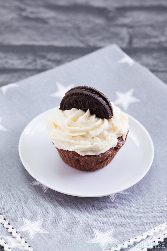 Oreo-Cupcakes Rezept