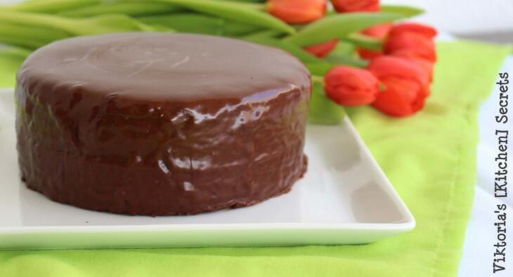 Sachertorte backen