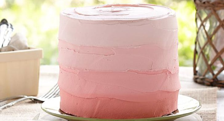 Wilton Icing Colors Ombre Cake