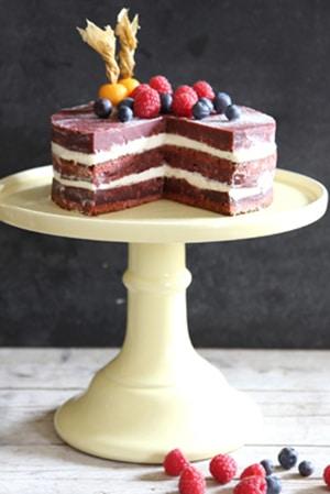 Red Velvet cake selbermachen