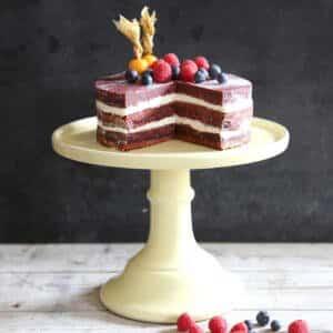 Red Velvet Kuchen