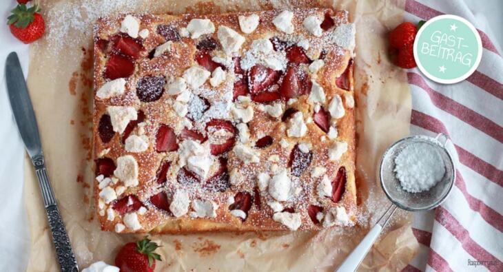 Eton Mess Cake Rezept