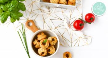 Party-Fingerfood: Mediterrane Mini-Gugelhupf