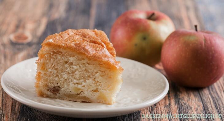 Glutenfreier Apfelkuchen Backen Macht Glucklich
