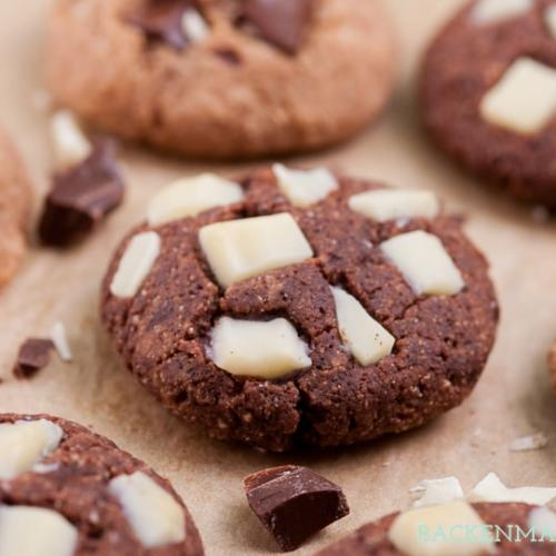 Low Carb Chocolate Chip Cookies Rezept