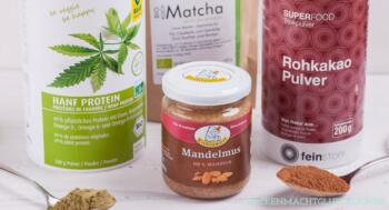Backen mit Superfoods
