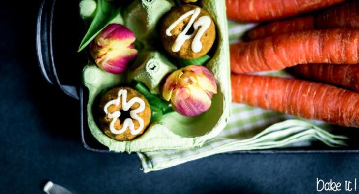Karottenkuchen Minigugl