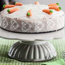 Osterbrunch-Karottenkuchen