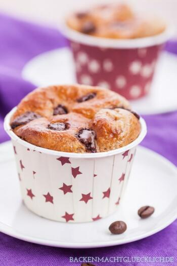 Saftige Protein-Muffins (low carb)