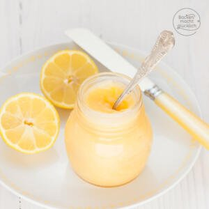 Lemon Curd selbermachen