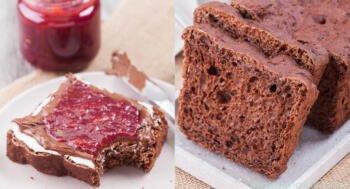 Schokoladen-Brot Rezept