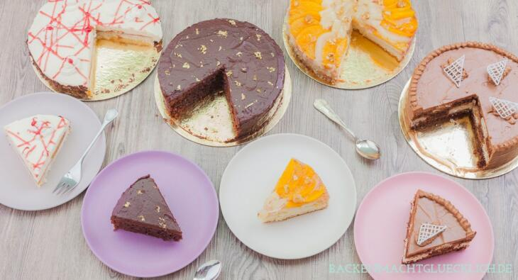 Backkurs-Erfahrung: Torten verzieren und dekorieren