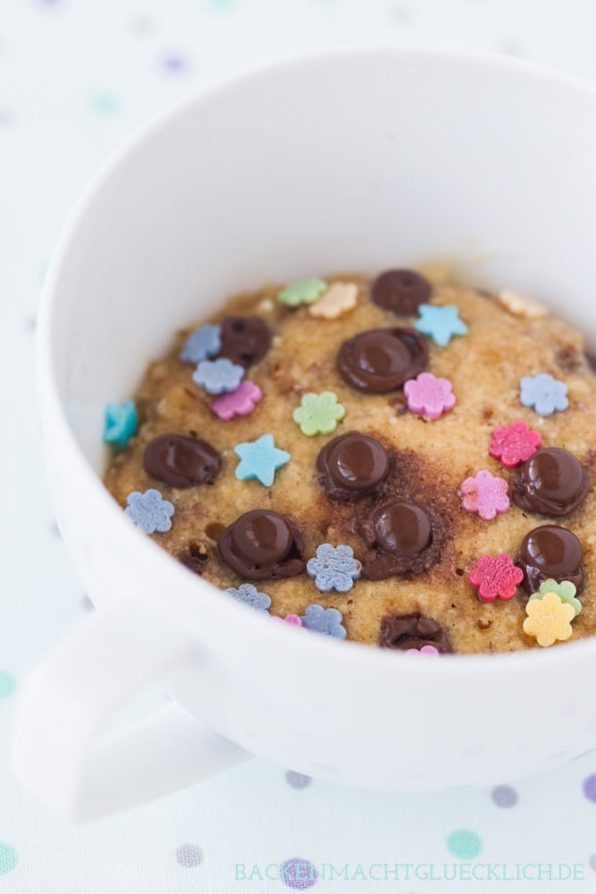 Cookie Tassenkuchen