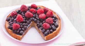 Kuchen ohne Mehl Zucker Ei und Butter