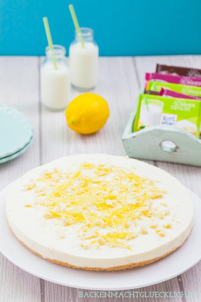 Ritter-Sport-Torte Buttermilch Zitrone