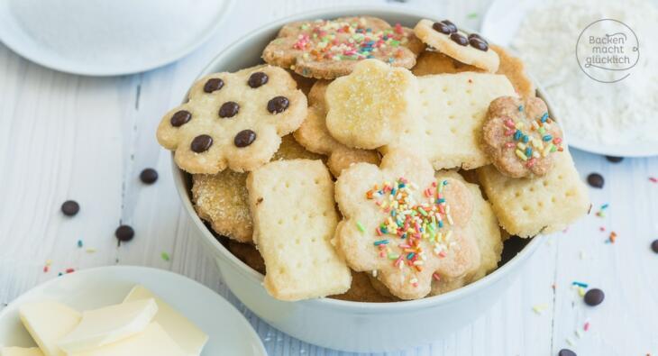 Einfache Kekse mit 3 Zutaten