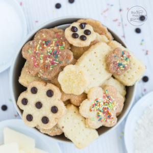 3 Zutaten Kekse Rezept