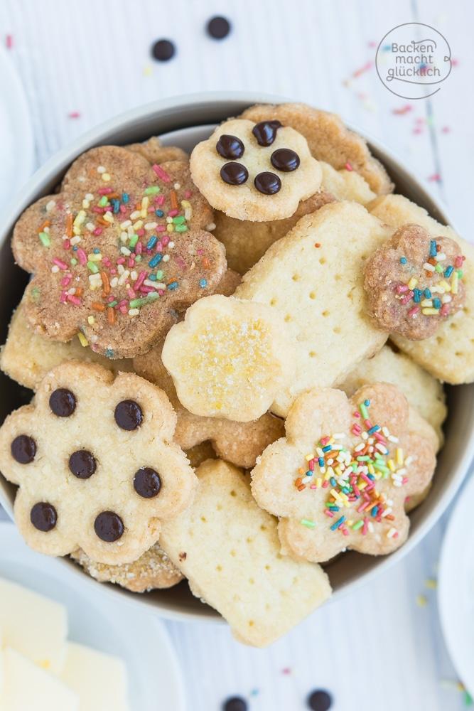 Schnelle 3 Zutaten Kekse Backen Macht Glucklich