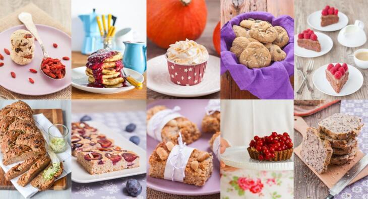 """Natürlich gesund backen: Mein Buch """"Clean Baking"""" ist da!"""