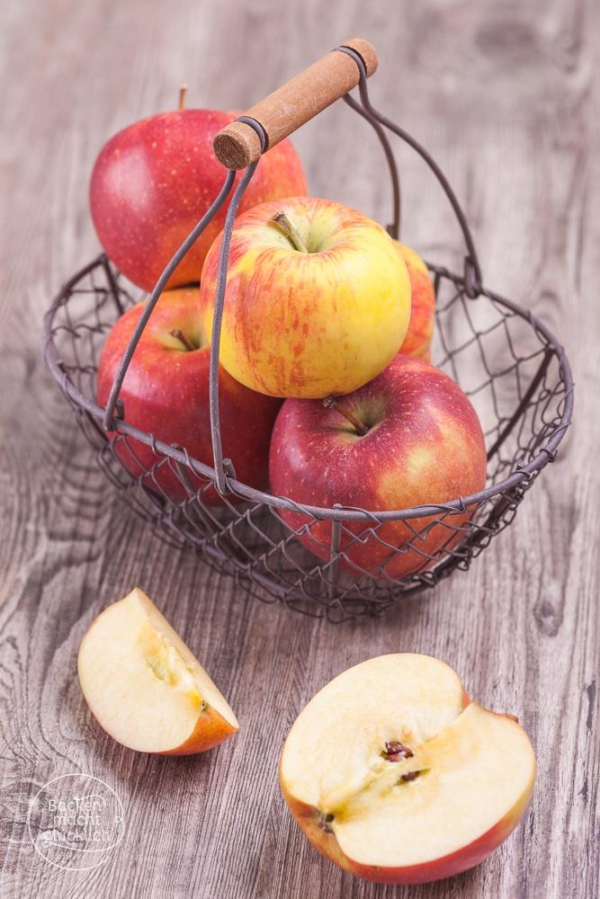 Leichter Apfelkuchen-Rezept