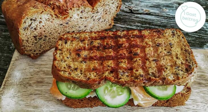 Low Carb Brot selbermachen