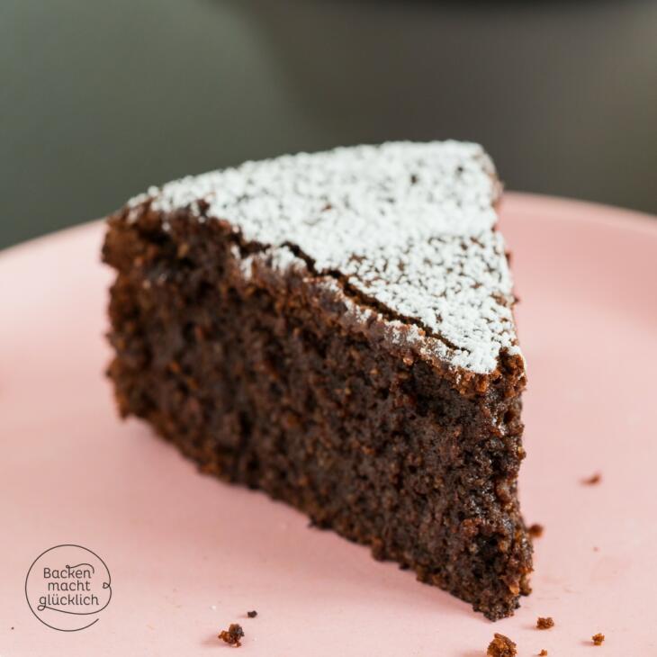 Schokoladenkuchen Ohne Mehl Backen Macht Glucklich