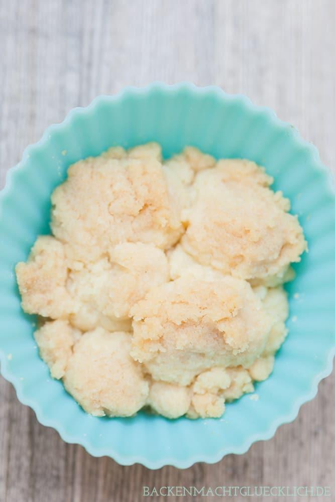 Streusel Rezept weiche Butter