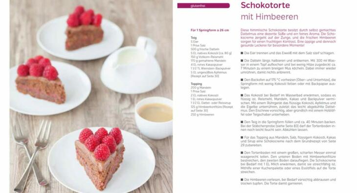 Clean-Baking-Schokotorte