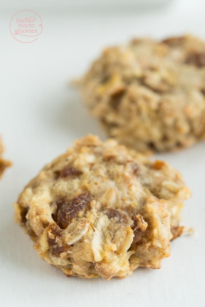 Gesunde kalorienarme Kekse