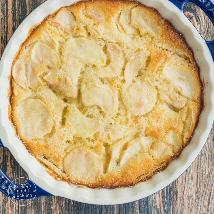 Italienischer Apfelkuchen (Torta di Mele)