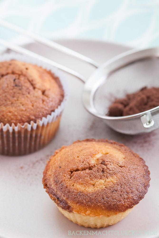 Einfaches Rezept F 252 R Marmor Muffins Backen Macht Gl 252 Cklich