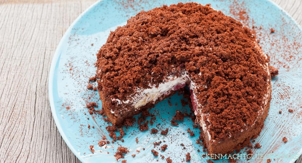 Maulwurfkuchen-Rezept | Backen macht glücklich