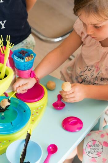 Mit Kindern Cake Pops machen