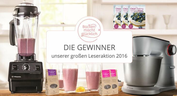 Ihr habt bei der Glücksbäckerei-Verlosung 2016 gewonnen!