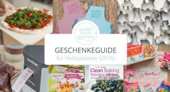 Geschenkeguide Hobbybäcker 2016