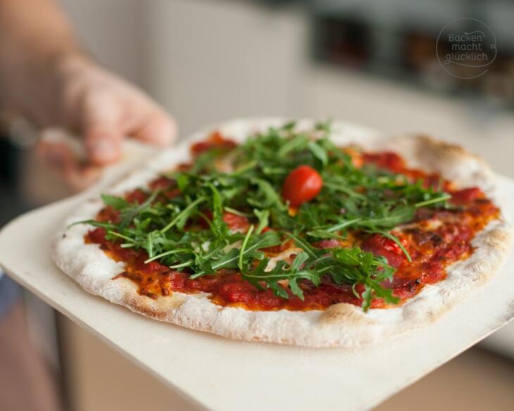 Geschenk Pizzastein