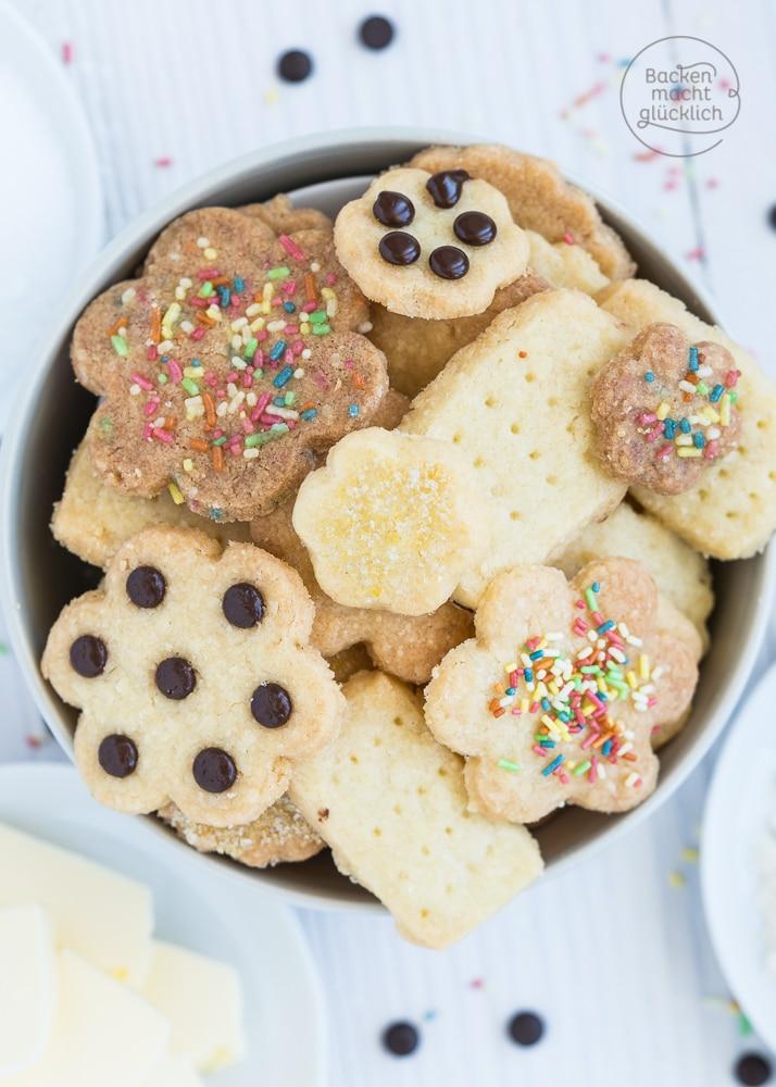 Kekse mit 3 Zutaten