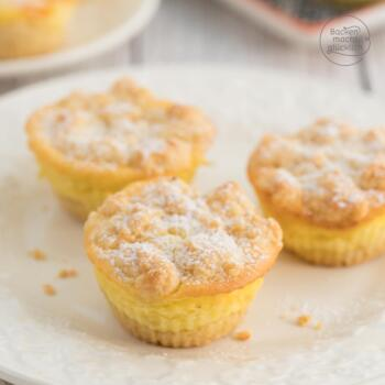 Käsekuchen-Muffins
