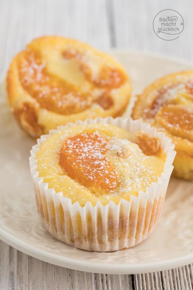 Kasekuchen Muffins Mit Streuseln Backen Macht Glucklich