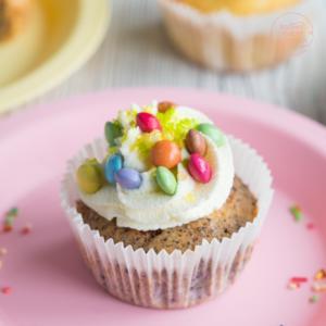 Geburtstagscupcakes