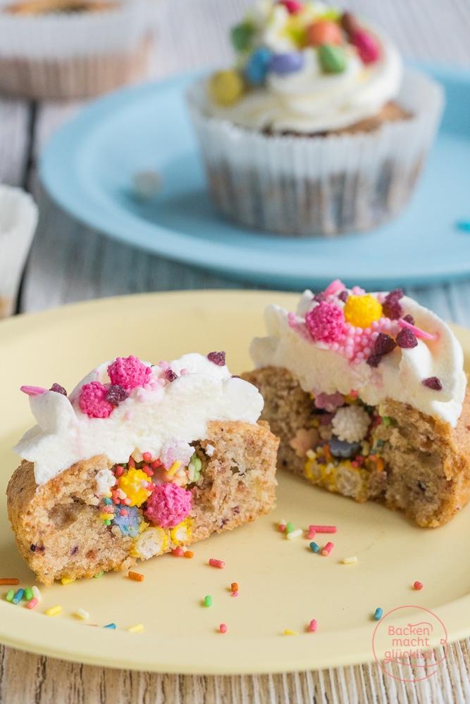 Pinata Cupcakes Rezept