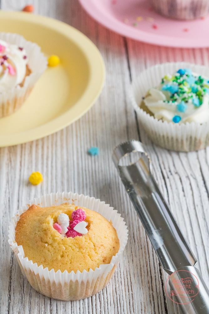Pinata-Muffins Rezept