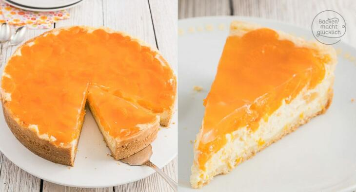 Mandarinen-Schmand-Torte