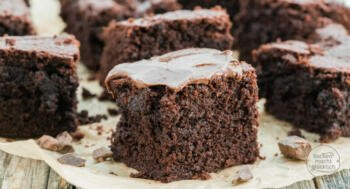 Nutella-Schokobrownies