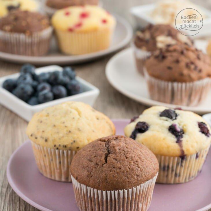 muffins grundrezept rezepte suchen. Black Bedroom Furniture Sets. Home Design Ideas
