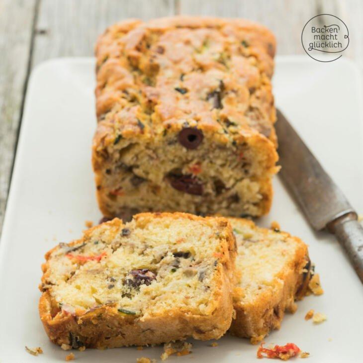 Antipasti Kuchen Gemusecake Backen Macht Glucklich