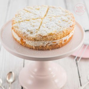 Käse-Sahne-Torte klassisch