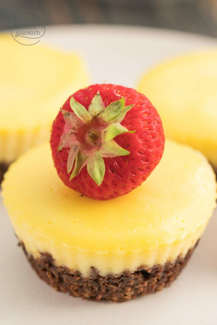 New York Cheesecake Muffins