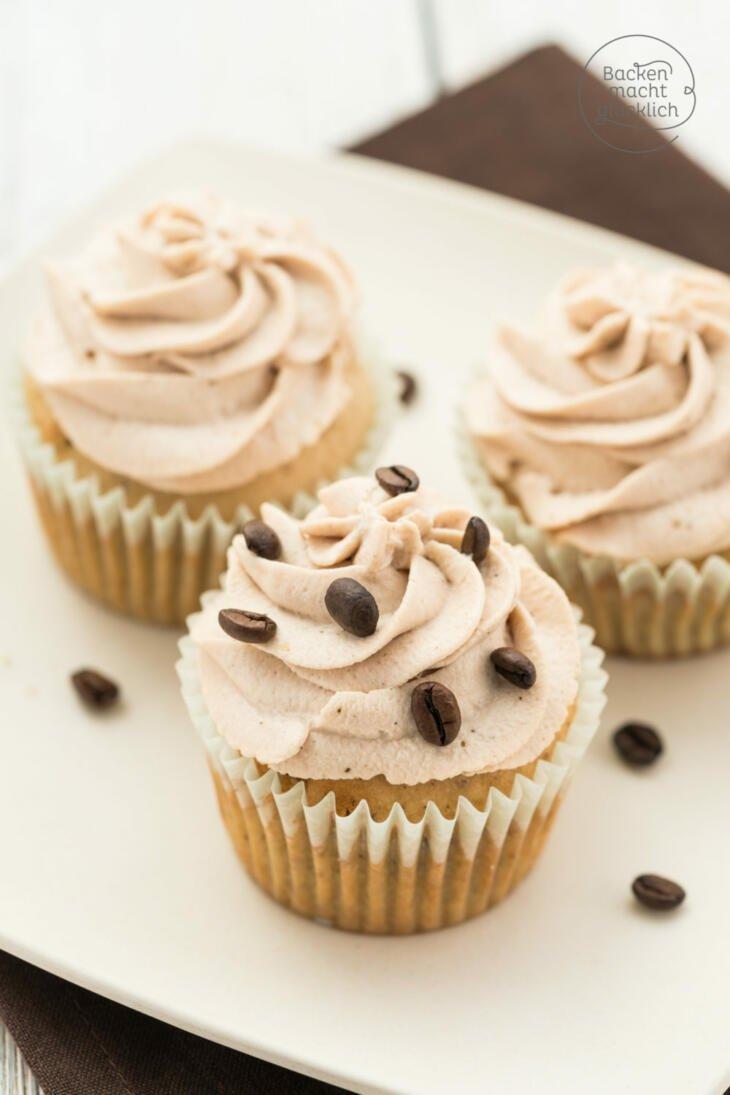 Tiramisu Cupcakes ohne Alkohol